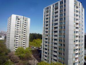 Maximal Compact - HSB Brf City i Täby (900 lägenheter)